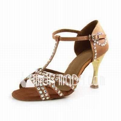Chaussure de danse violette chaussures de danse latine - Chaussure danse de salon femme pas cher ...